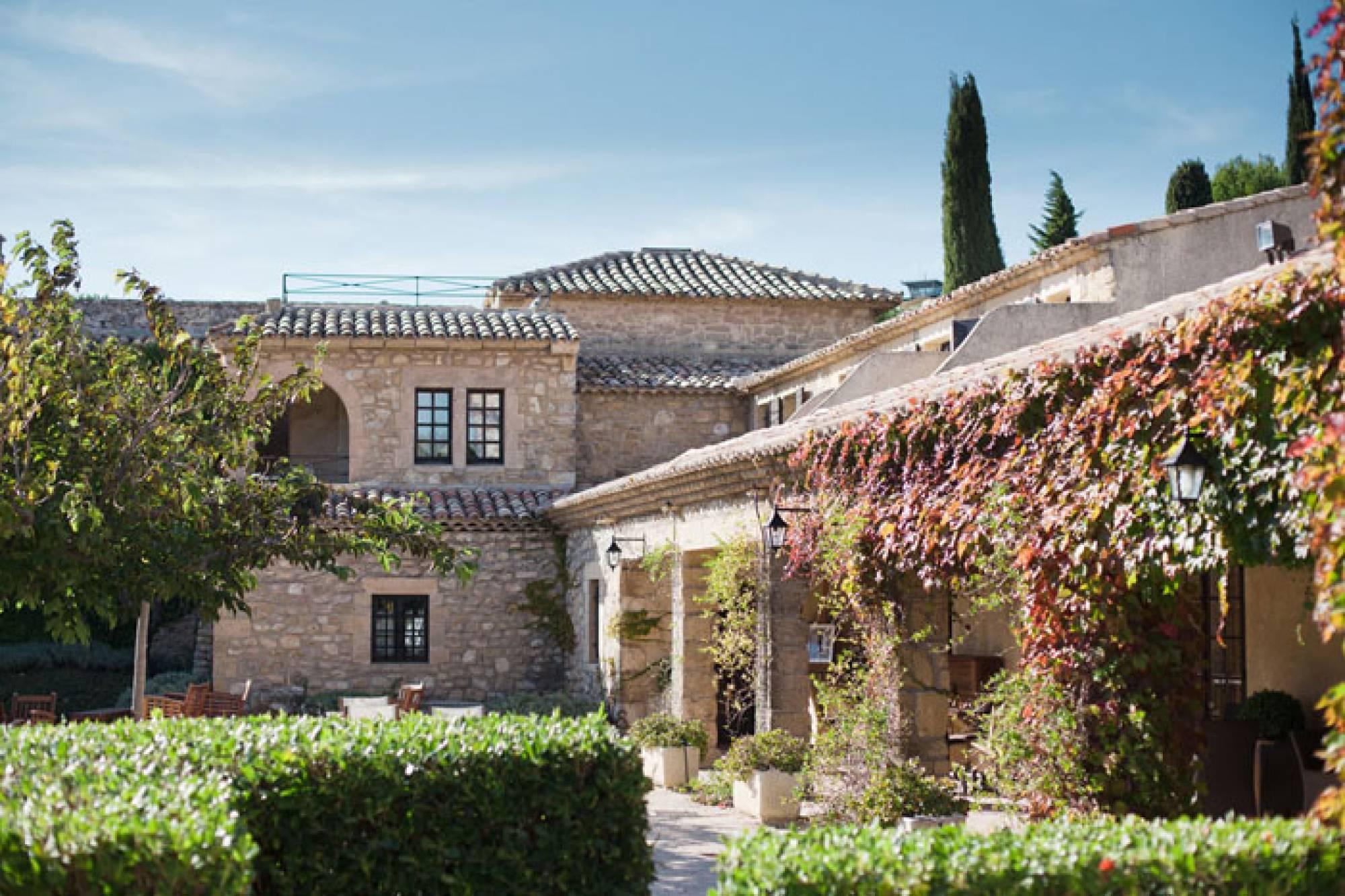 hotel restaurant salon de provence abbaye de sainte croix